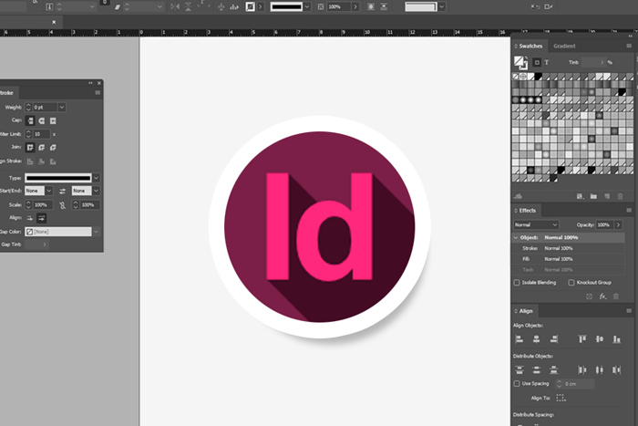 Adobe Indesign course