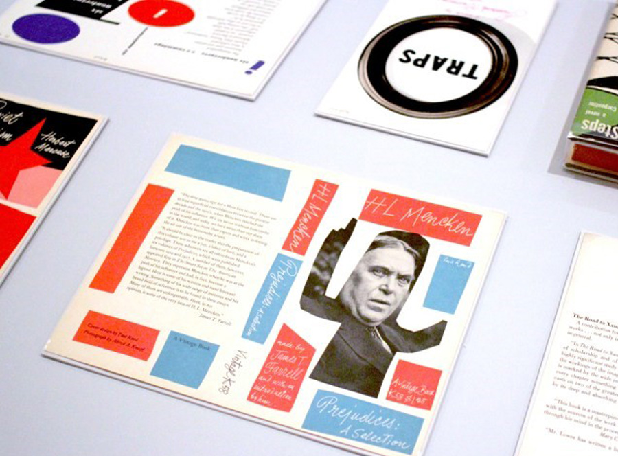 Paul Rand Graphic Design Layout